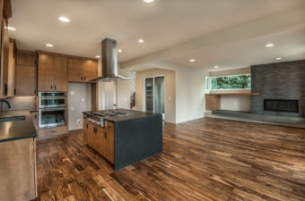 Everett Custom Homes Modern Collection